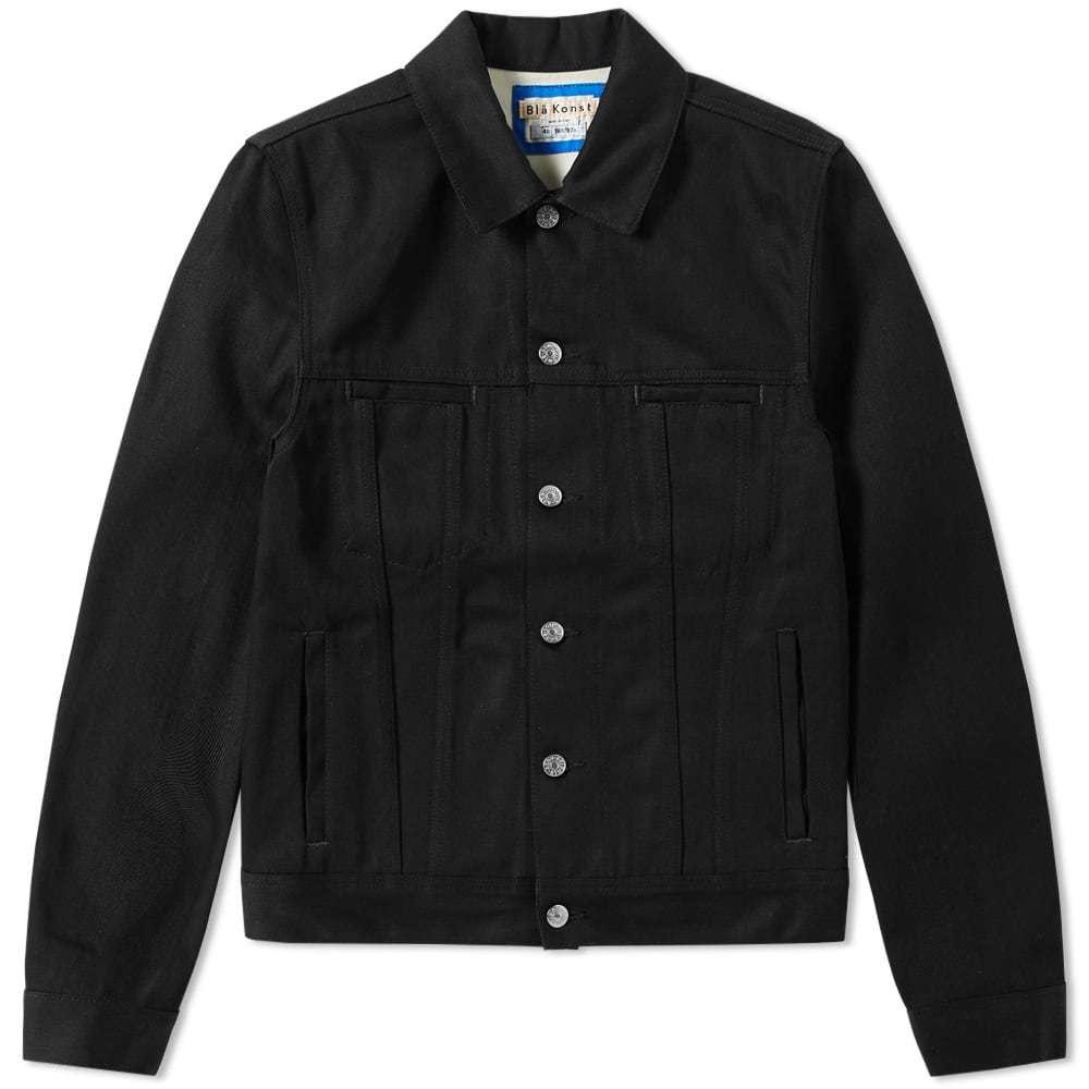 Acne Studios Pass Denim Jacket Black