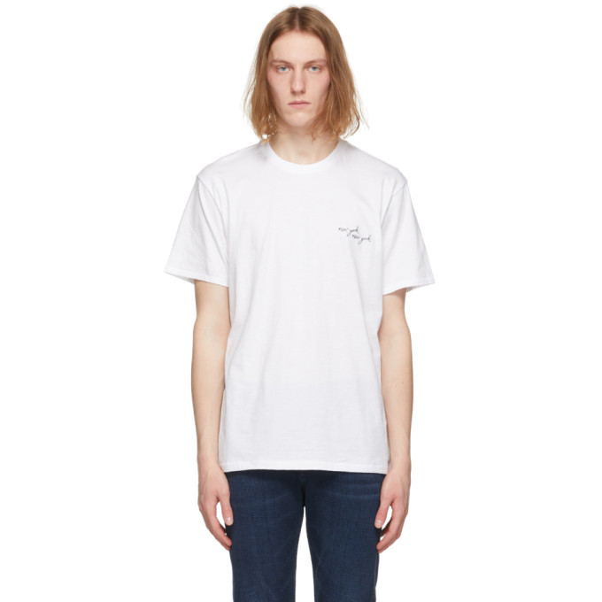 Photo: rag and bone White New York New York T-Shirt