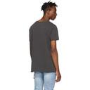 Ksubi Black Life Questions T-Shirt