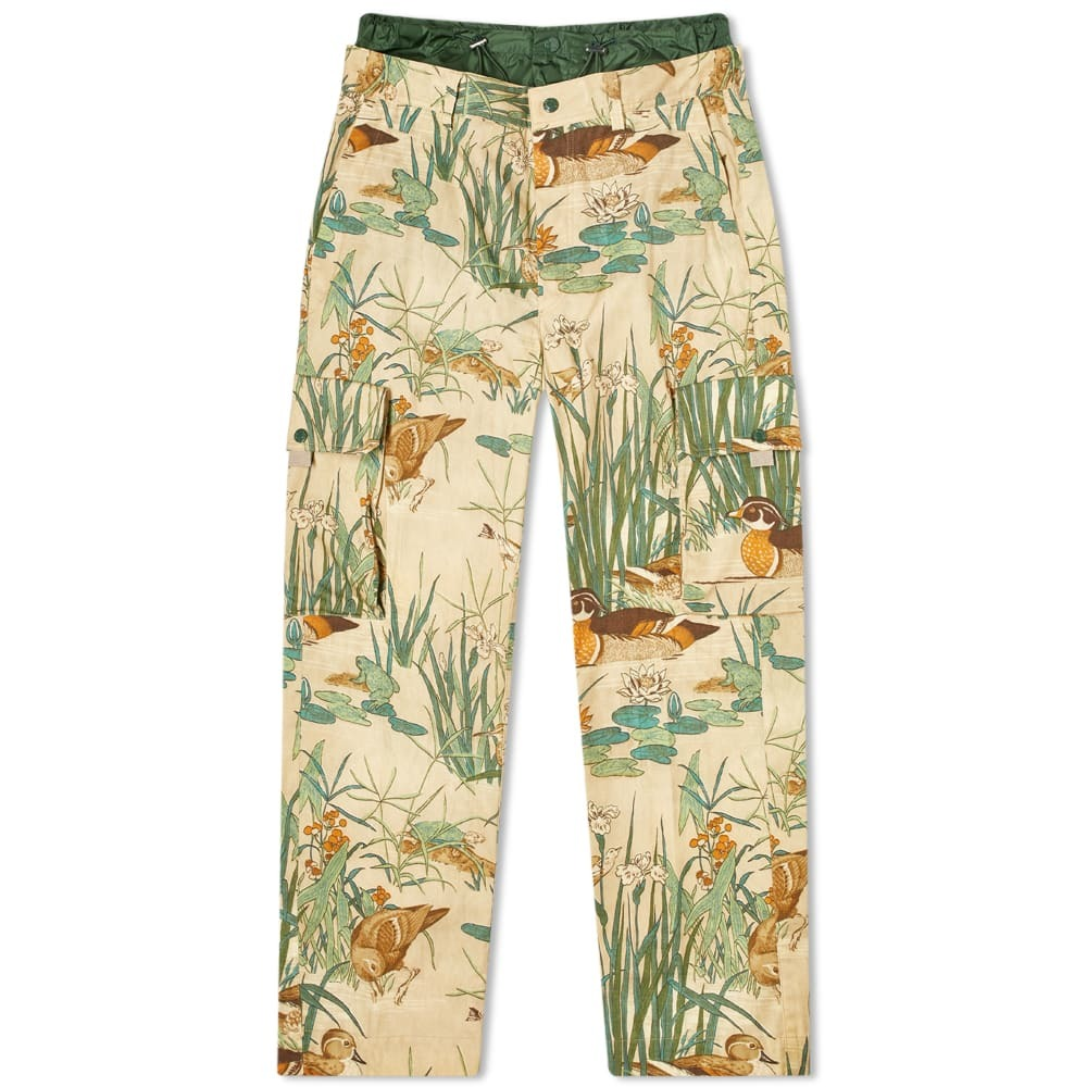 Photo: Moncler Genius - 1 JW Anderson Duck Camo Cargo Pant
