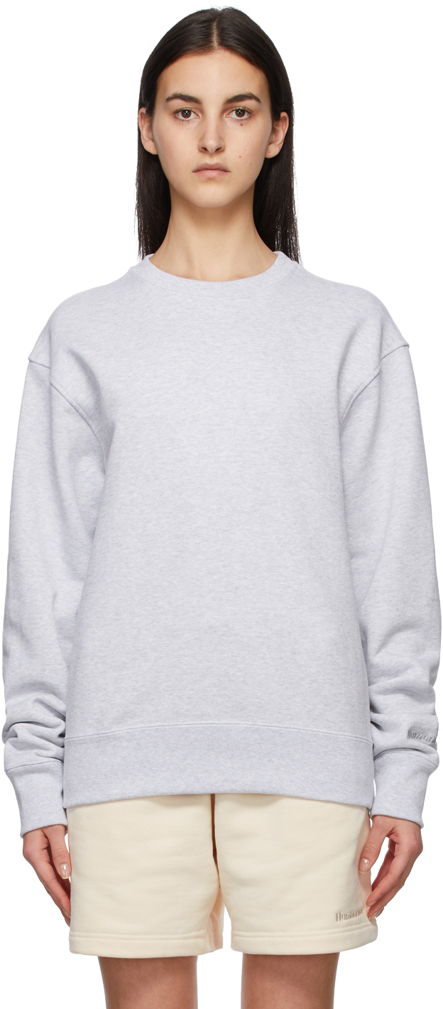 Photo: adidas Originals Grey Basics Sweatshirt