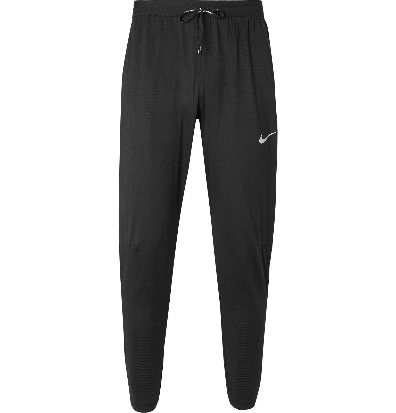 Photo: Nike Running - Phenom Tapered Dri-FIT Track Pants - Black