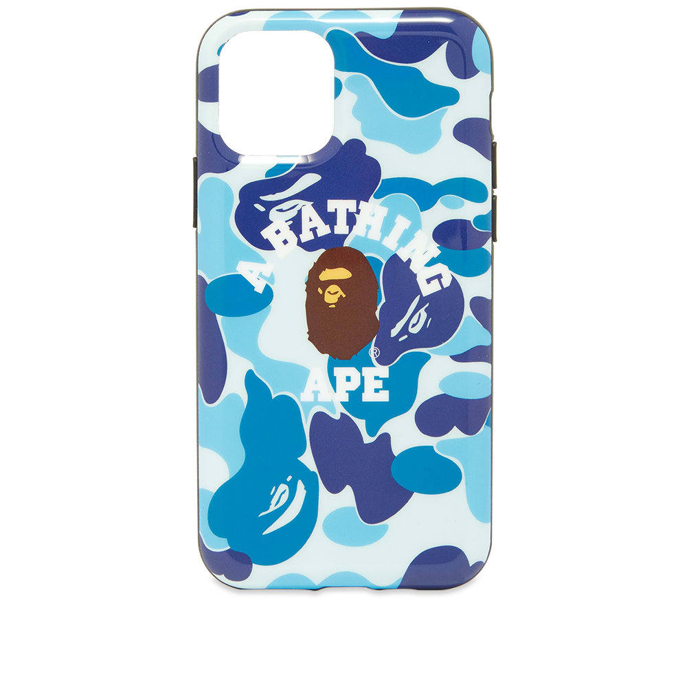 Photo: A Bathing Ape ABC Camo College iPhone 11 Pro Case