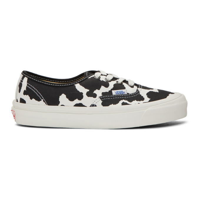 White Cow OG Authentic LX Sneakers Vans