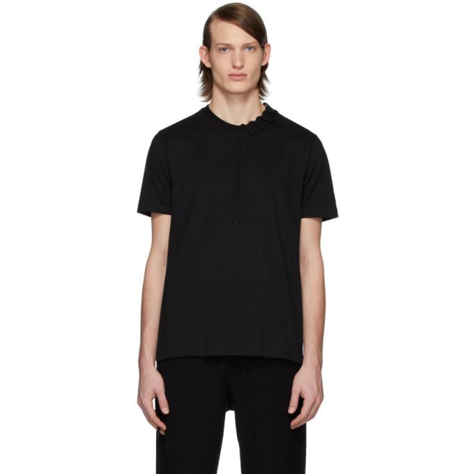 Photo: Craig Green Black Laced T-Shirt