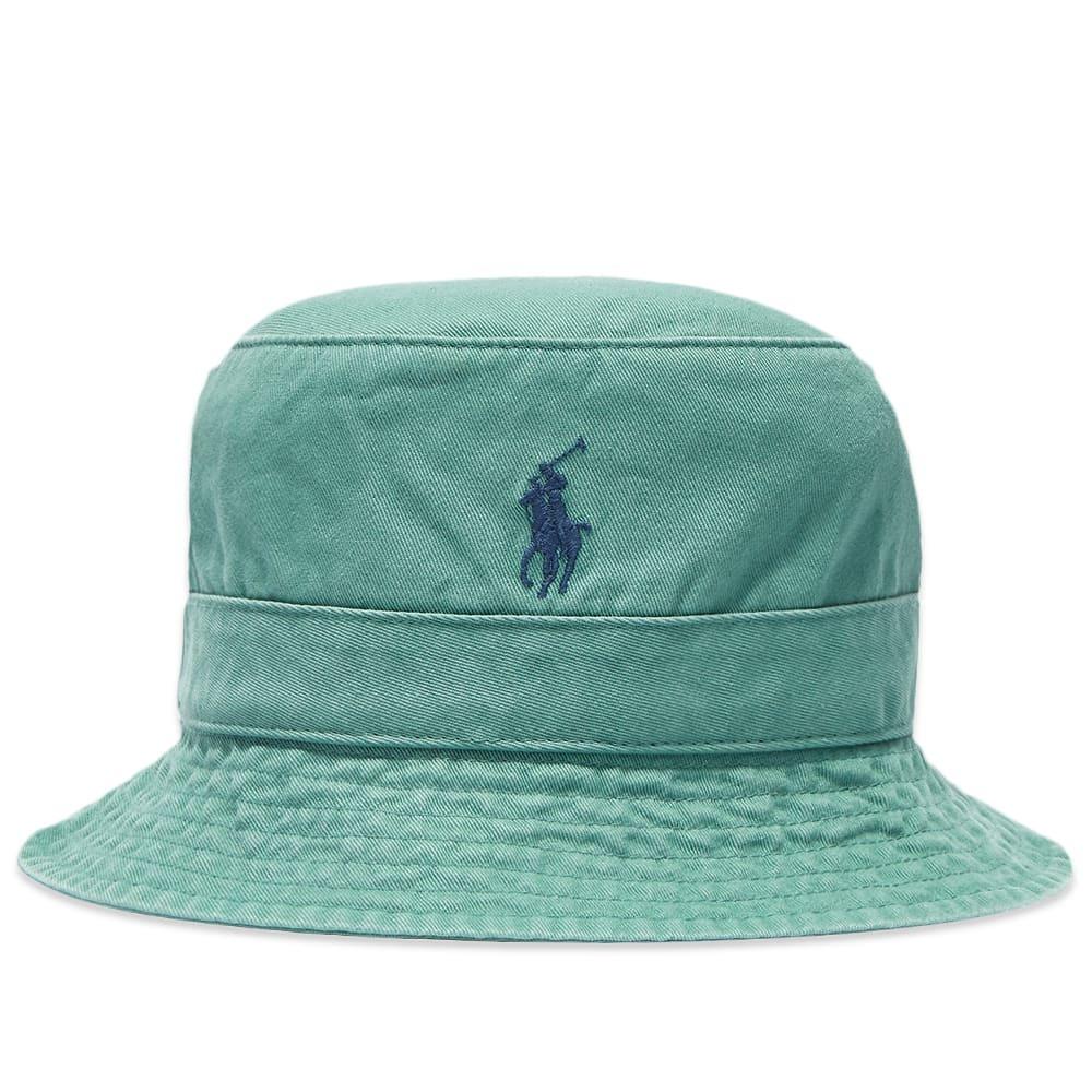 Photo: Polo Ralph Lauren Pony Player Bucket Hat