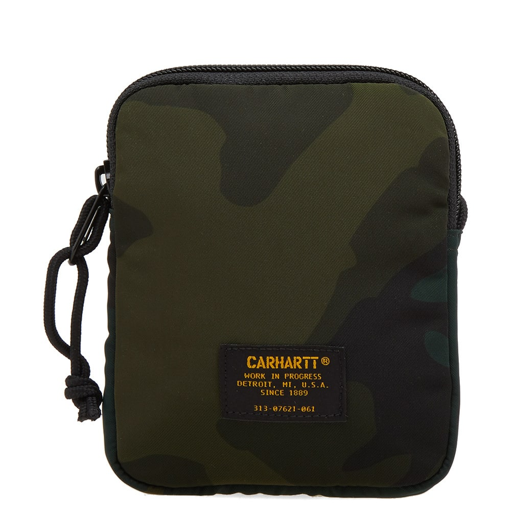 Photo: Carhartt Military Neck Wallet