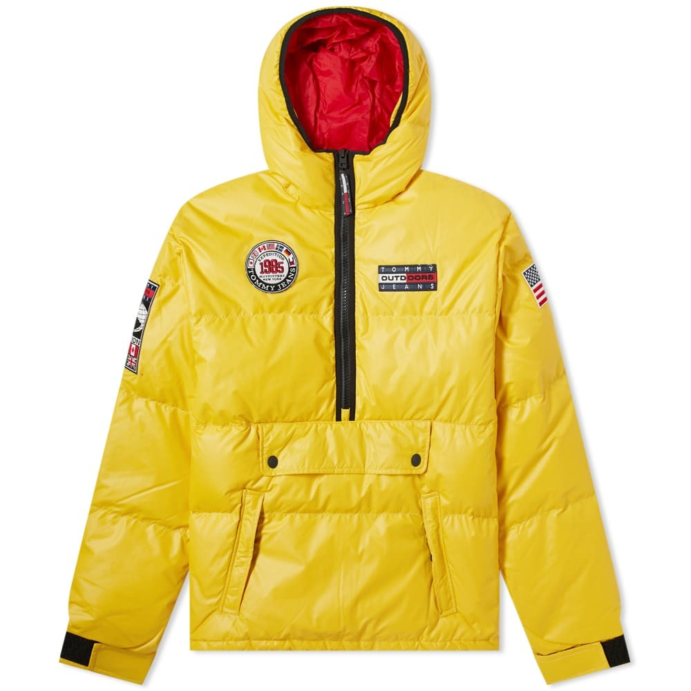 Photo: Tommy Jeans 6.0 Popover Puffer Jacket M1