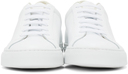 Common Projects White Retro Low Sneakers