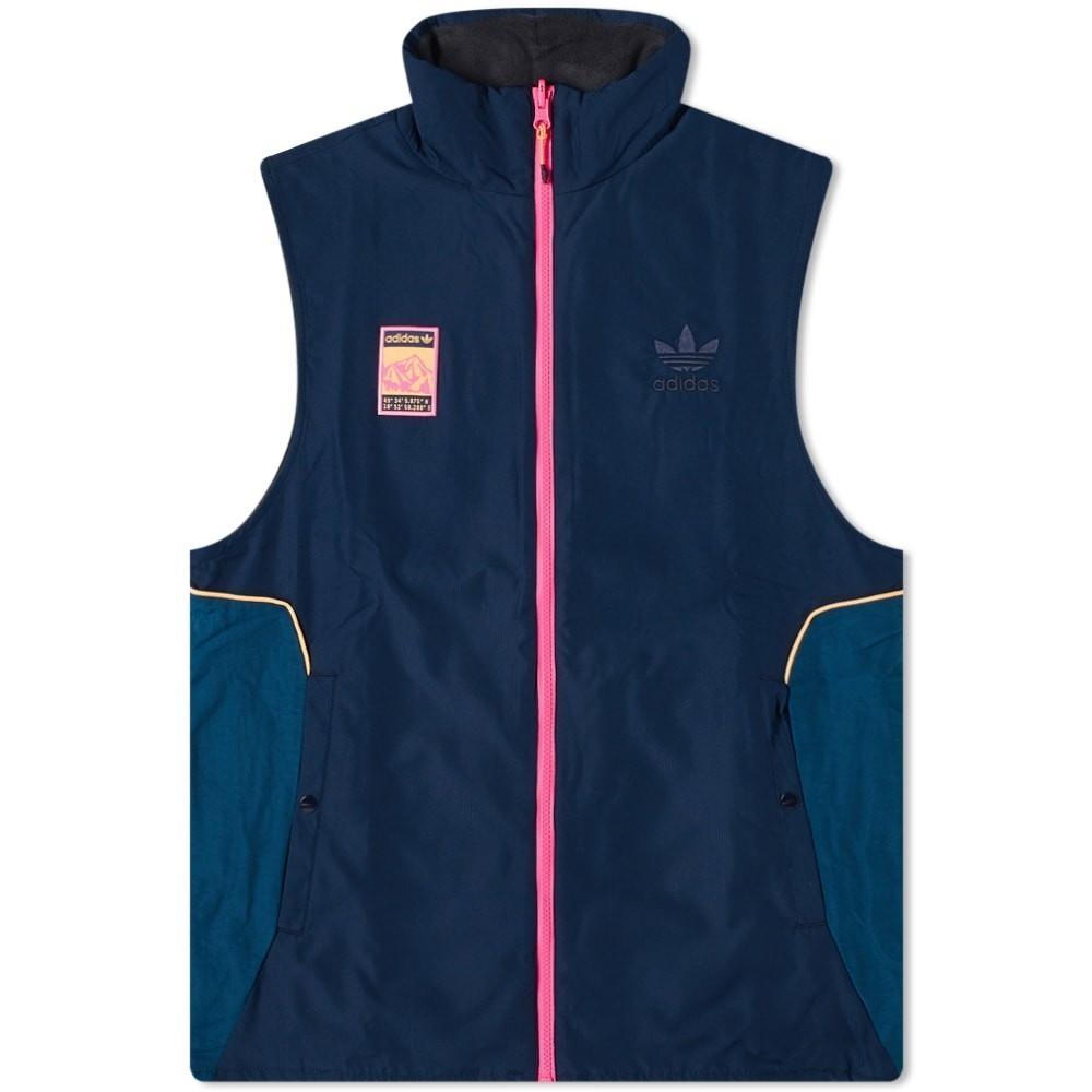 Photo: Adidas Adiplore Vest