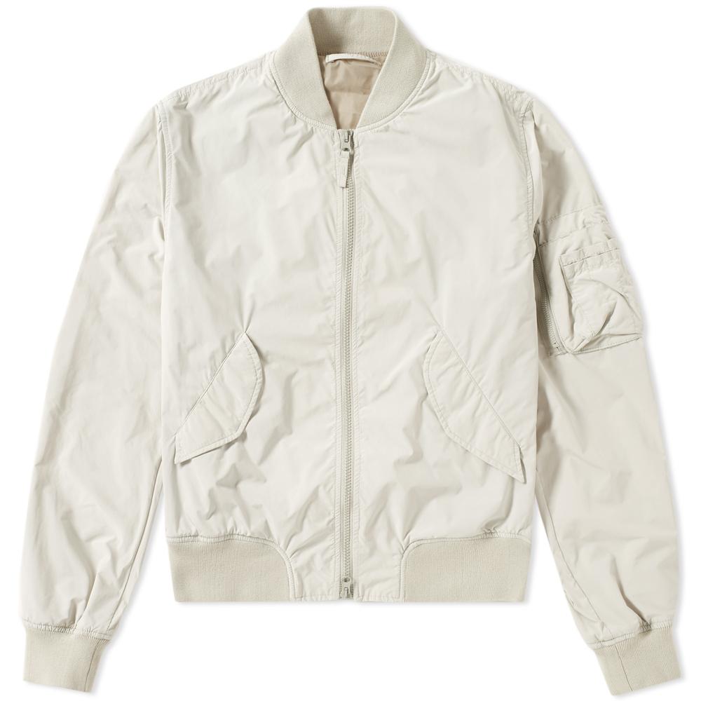 Photo: Aspesi Garment Dyed MA-1 Jacket