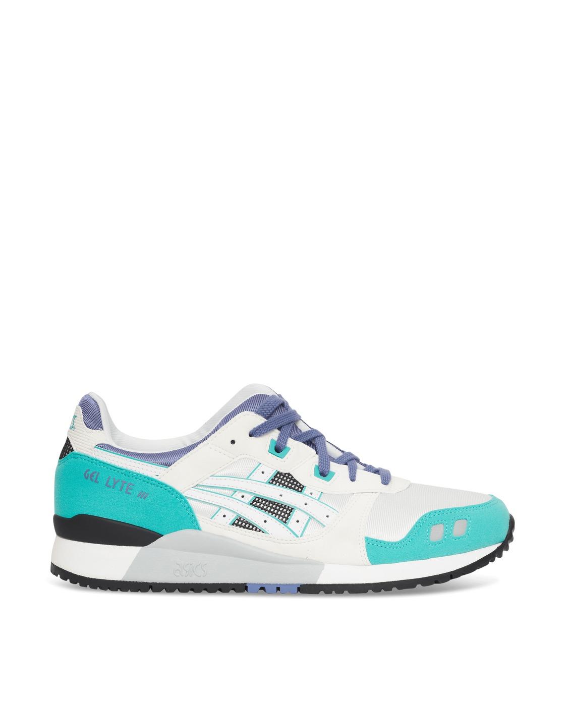 Asics Gel Lyte Iii Og Sneakers White/Blue