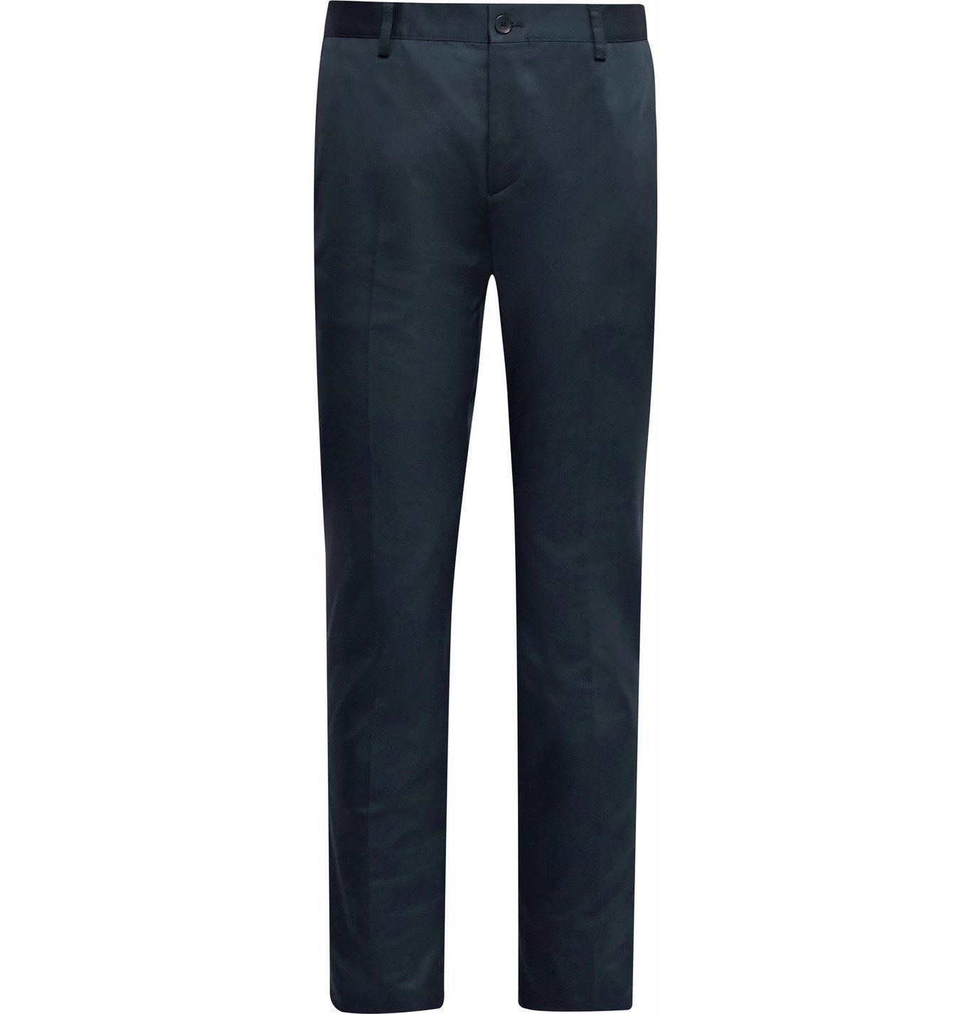 Photo: ETRO - Stretch-Cotton Twill Chinos - Blue