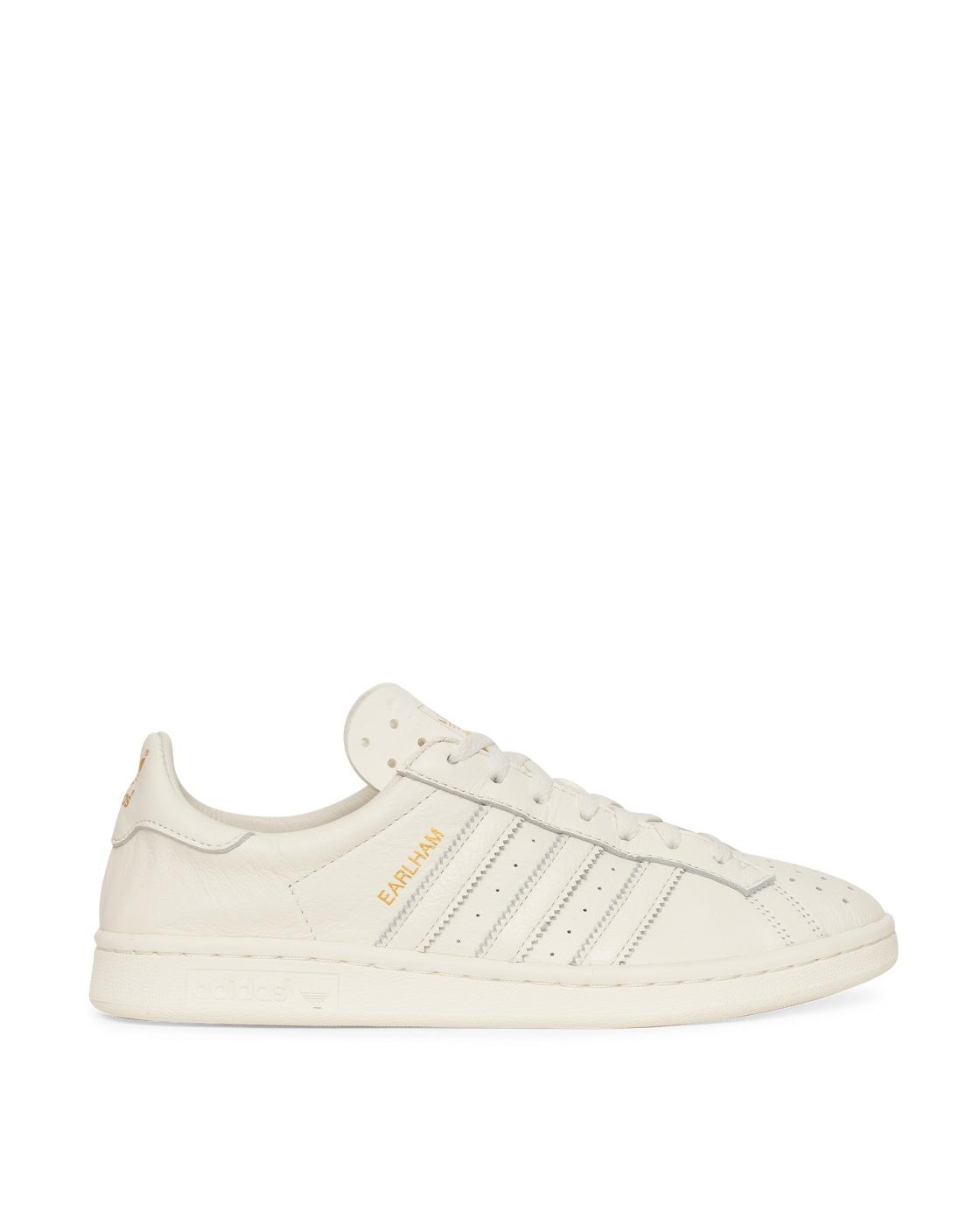 Adidas Originals Earlham Sneakers Off White/Gold Met