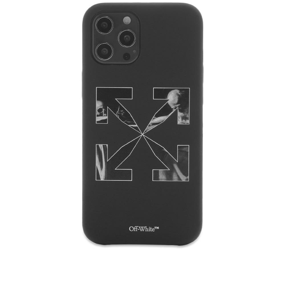 Photo: Off-White Carav Arrow iPhone 12 Pro Max Case