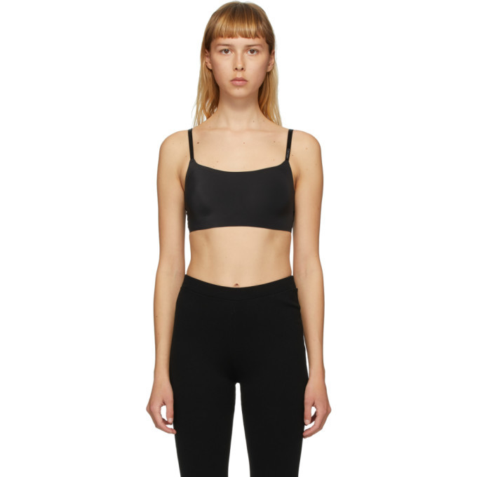 Photo: Calvin Klein Underwear Black Jersey Bralette