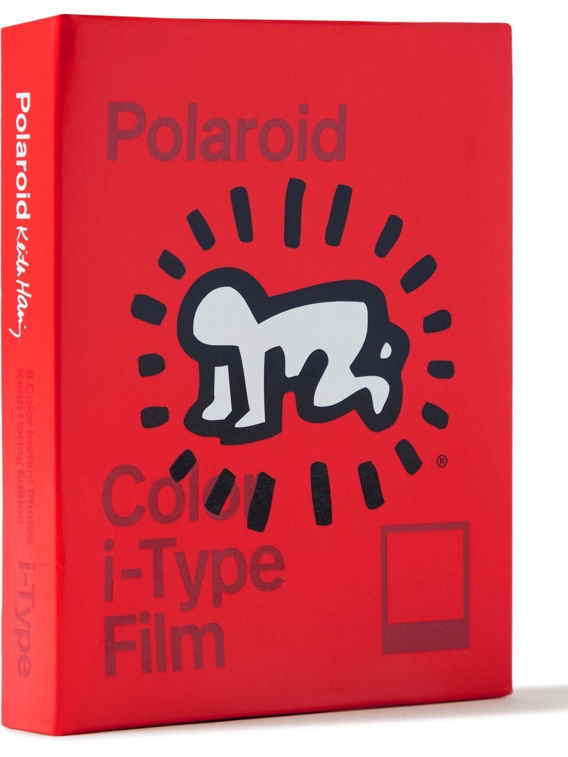 Photo: Polaroid Originals - Keith Harring i-Type Color Instant Film