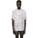Ksubi White Riot Short Sleeve Shirt