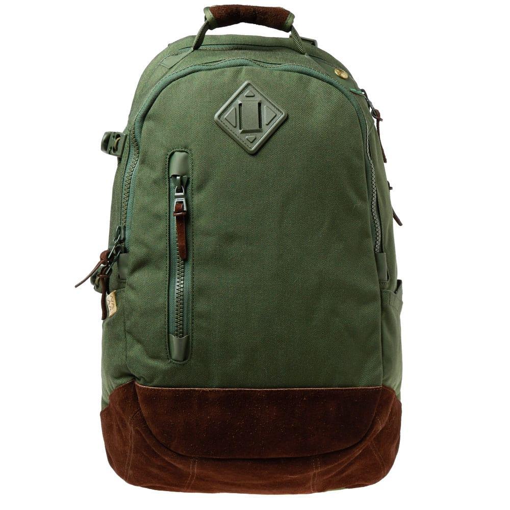 Photo: Visvim Cordura 20L Veggie Suede Backpack