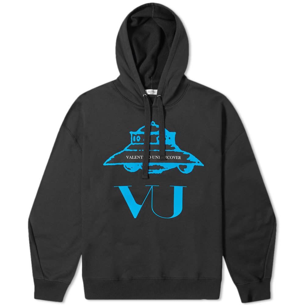Photo: Valentino x Undercover VU UFO Hoody