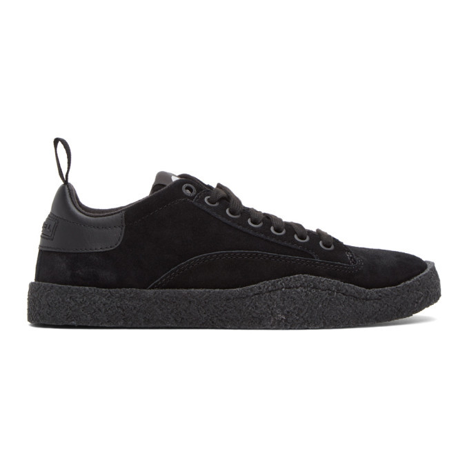 Photo: Diesel Black S-Clever LL Sneakers