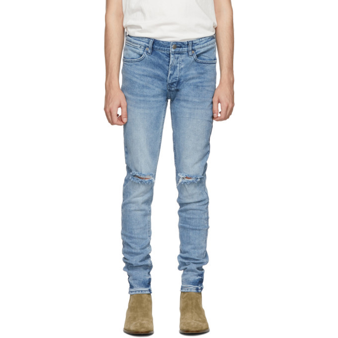 Ksubi Blue Van Winkle No Drama Jeans