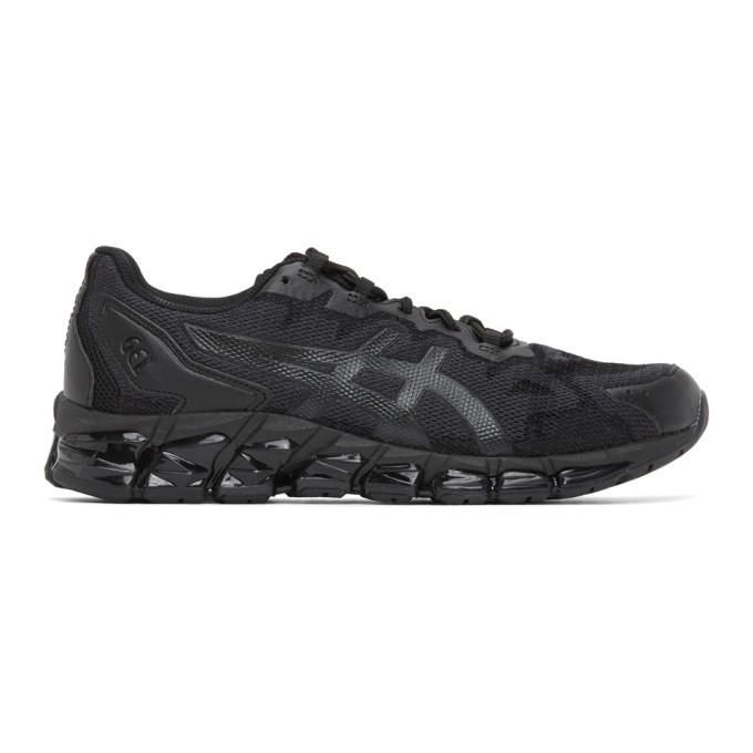 Photo: Asics Black GEL-Quantum 360 6 Sneakers