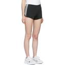 adidas Originals Black 3-Stripe Shorts