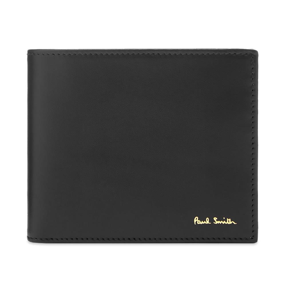 Photo: Paul Smith Classic Stripe Billfold Wallet