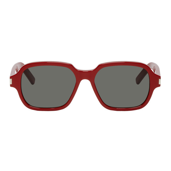 Photo: Saint Laurent Red SL 292 Sunglasses