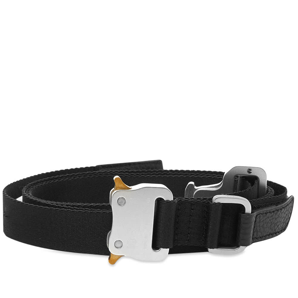 Photo: 1017 ALYX 9SM Signature Strap Medium Rollercoaster Belt