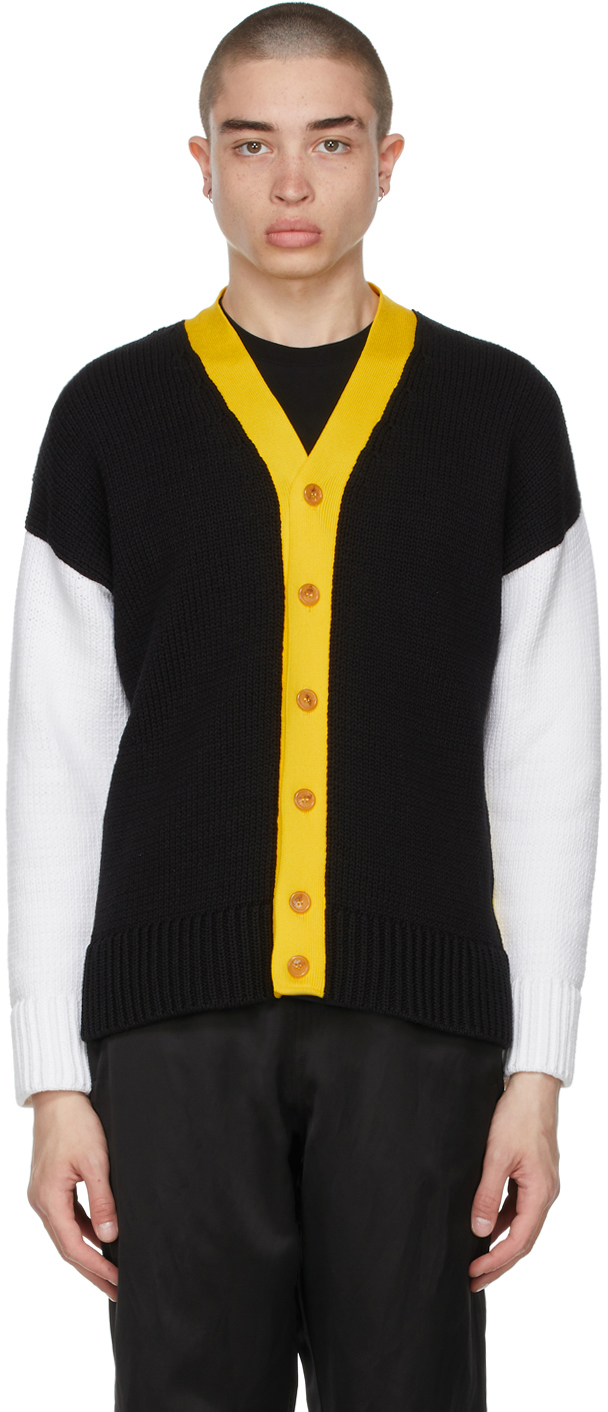 Photo: Opening Ceremony Multicolor Combo Dropped Cardigan
