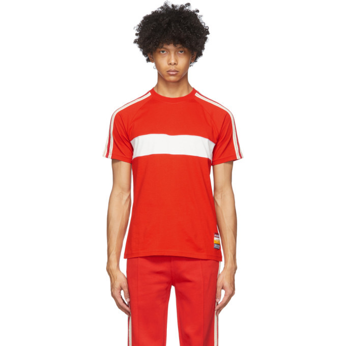 Photo: Wales Bonner Red George T-Shirt