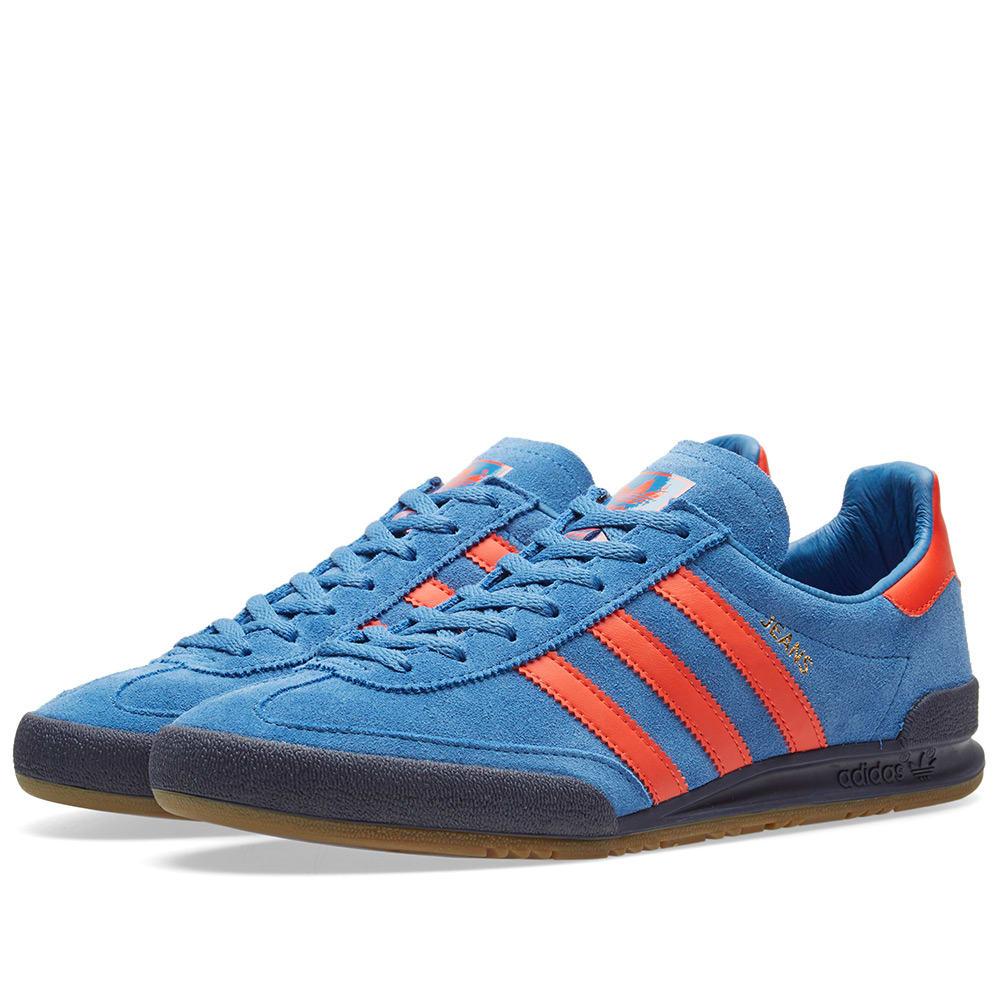 Photo: Adidas Jeans Blue