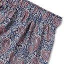 Sunspel - Paisley-Print Cotton Boxer Shorts - Blue