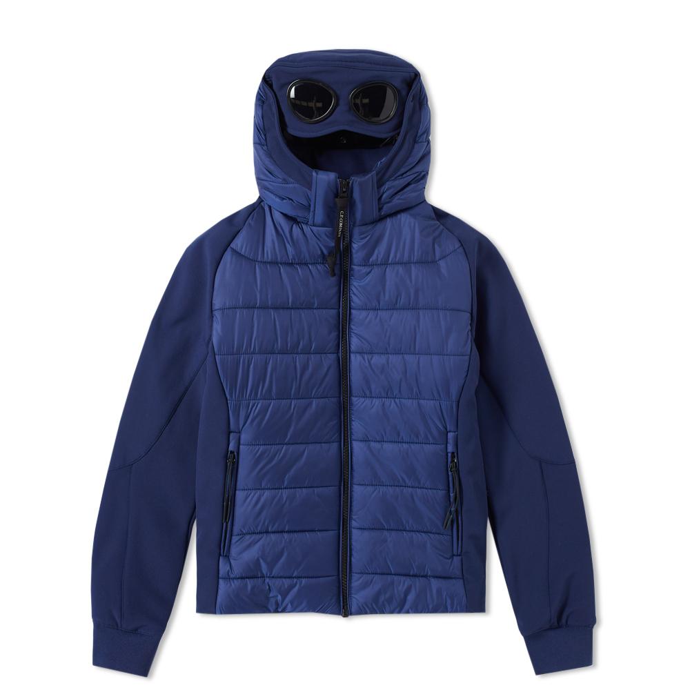 C.P. Company Undersixteen Soft Shell Mixed Jacket
