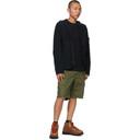 Stone Island Black Marina Seaqual® T-Shirt