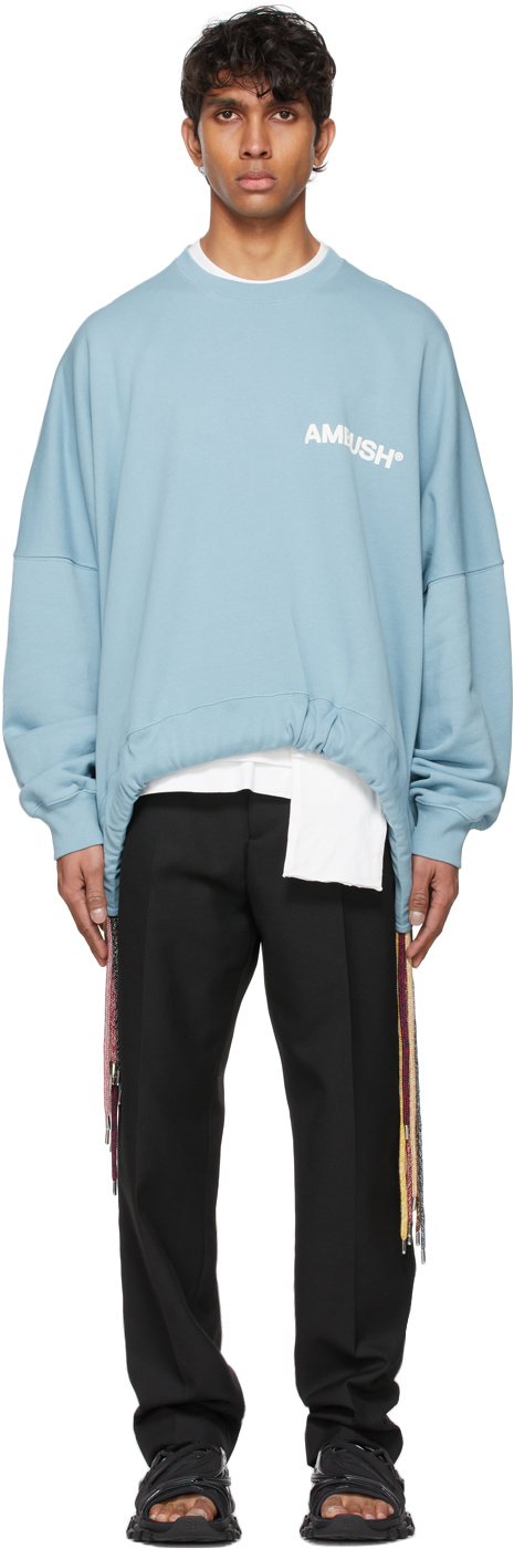 Photo: Ambush Blue Multicord Sweatshirt