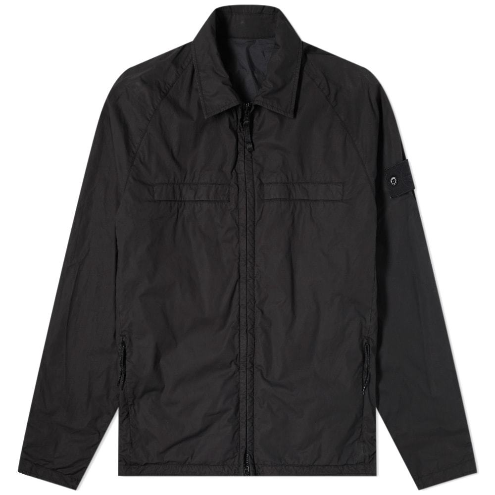 Photo: Stone Island Ghost Reversible Shirt Jacket