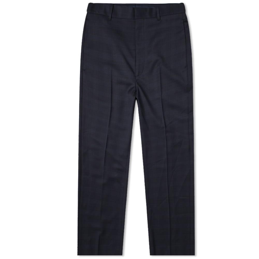 Photo: Balenciaga Checked Suit Trouser