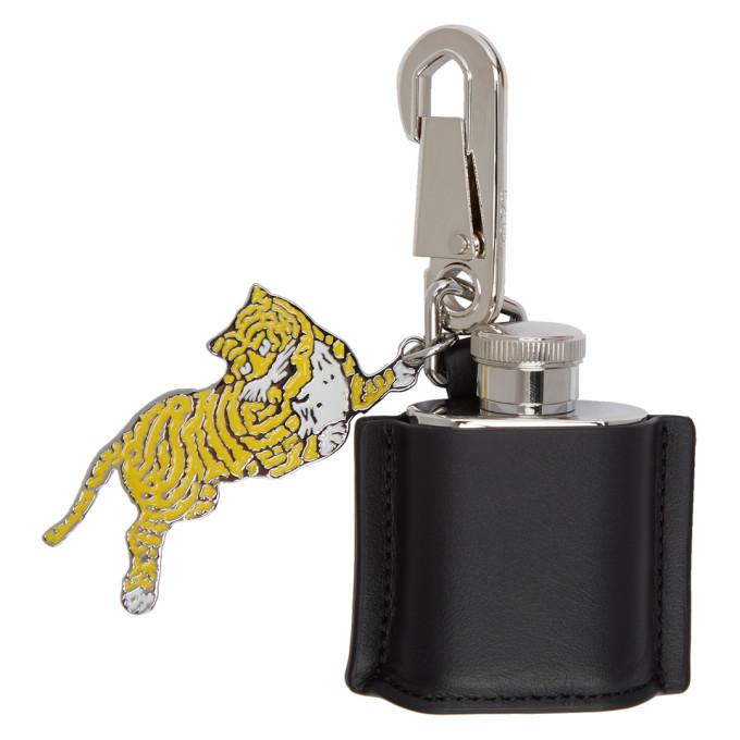 Photo: Kenzo Black Hip Flask Keychain