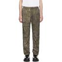 1017 ALYX 9SM Green Camo Quantum Lounge Pants