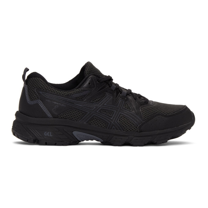 Photo: Asics Black Gel-Venture 8 Sneakers