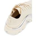 Raf Simons White adidas Originals Edition RS Detroit Runner Sneakers