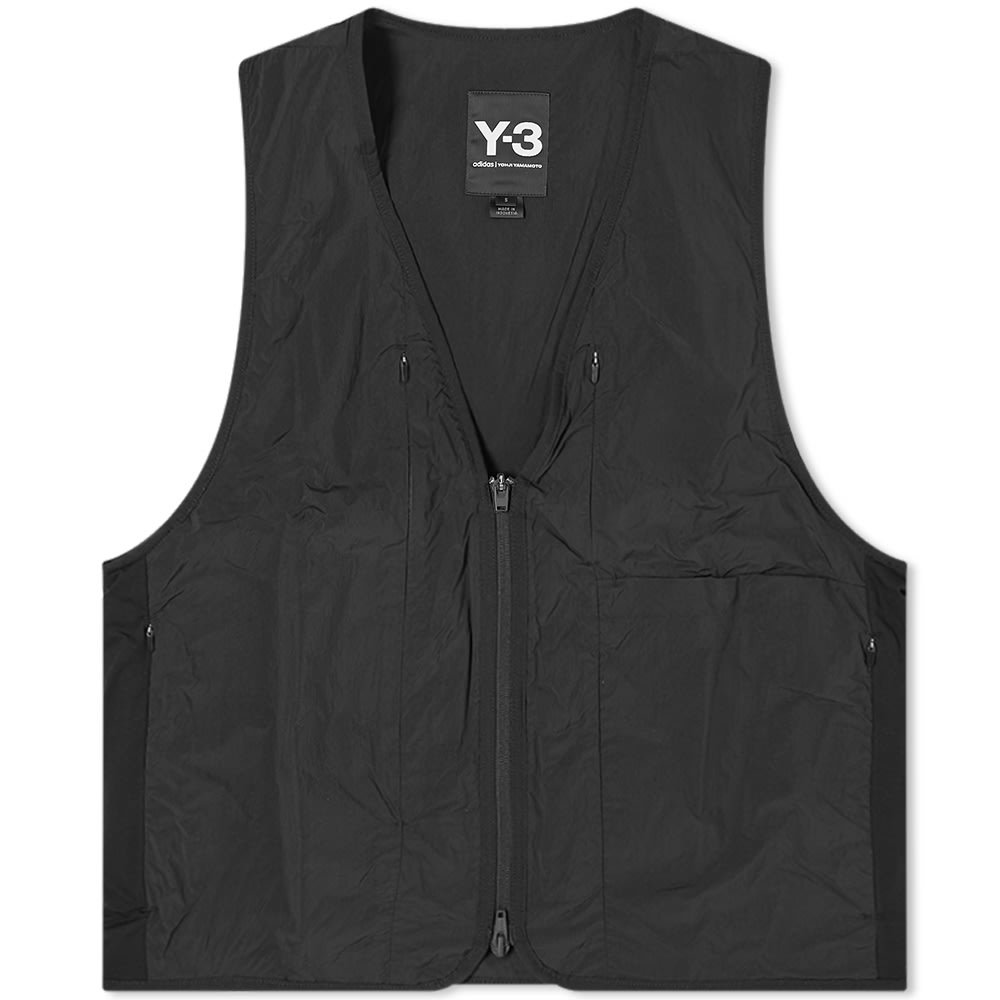 Y-3 Travel Reversible Insulated Vest