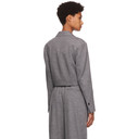 3.1 Phillip Lim Grey Cropped Blazer