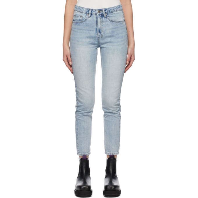 Photo: Ksubi Blue Nine O Jeans