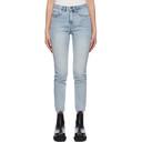 Ksubi Blue Nine O Jeans