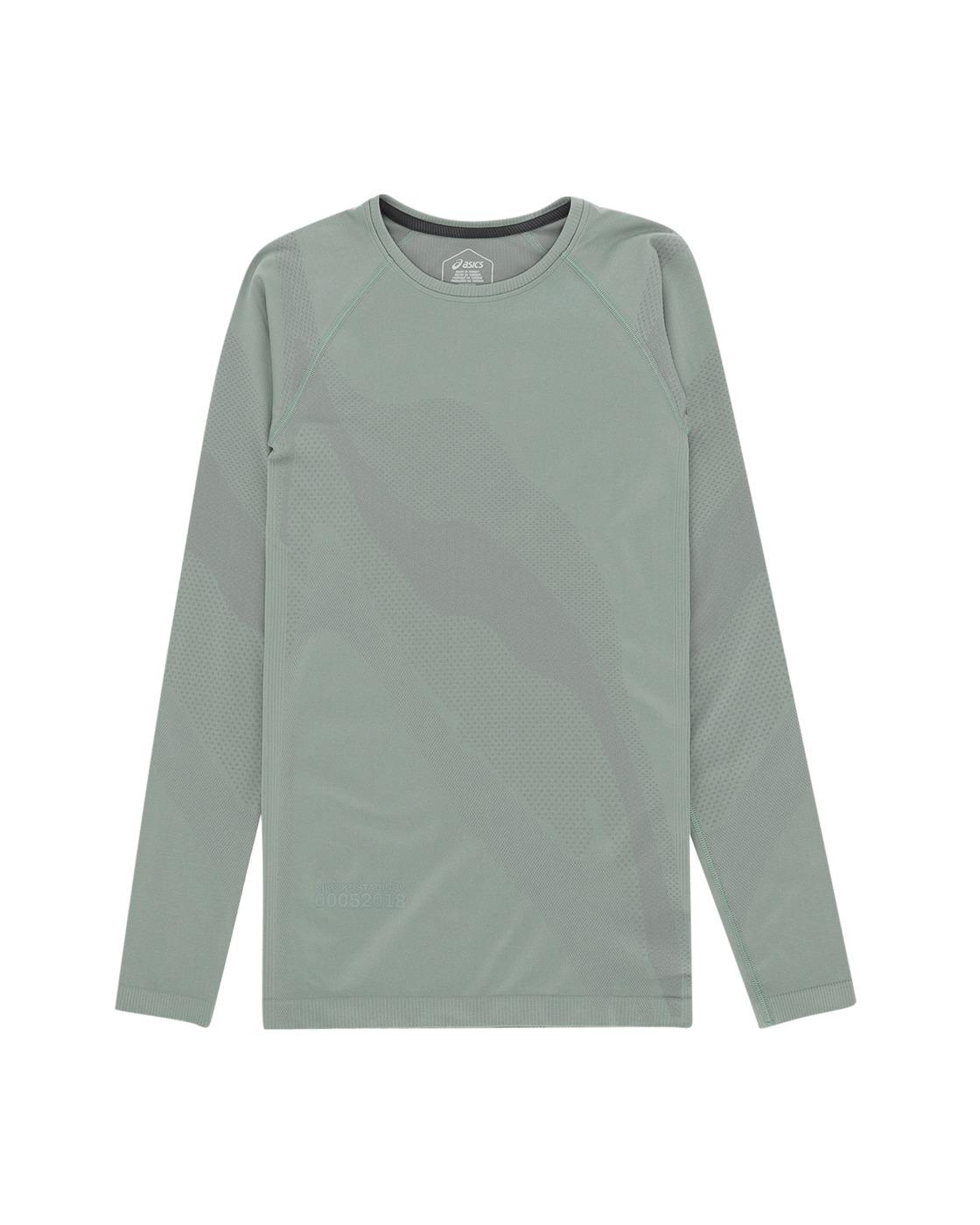 Asics Kiko Seamless Top Slate Grey