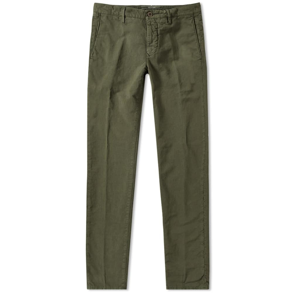 Photo: Incotex Skinny Fit Summer Uniform Chino